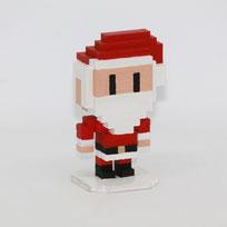 Moxel - Weihnachtsmann - Santa Claus