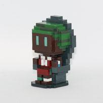 Moxel - Monkey Island - Voodoo Lady