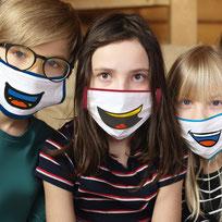 Masken Familien-Set