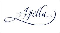 Logotype Apella