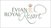 Logotype Évian Royal Resort