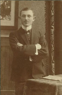 Friedrich Braunold, ca. 1920