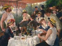 Peint à la Maison Fournaise (1880)