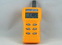 analizador co2 + temperatura + humedad relativa