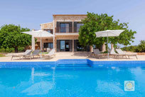 Villa Viduletto - beeindruckender Pool