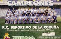 CAMPEONES LIGA 1999/2000