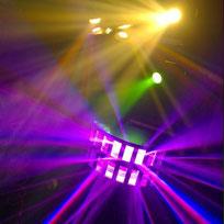 Lichteffekte mieten