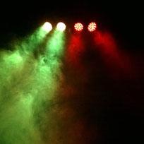 Outdoor Lichtanlage mieten