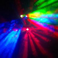 Lichtanlage Partyset S I