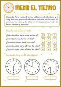 Medida del tiempo