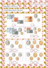 Calcular la cantidad de dinero