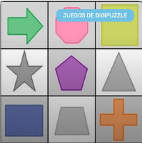 Rompecabezas  Formas Geométricas
