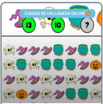 Contar Objetos de Halloween