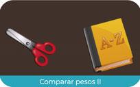 Comparar pesos II