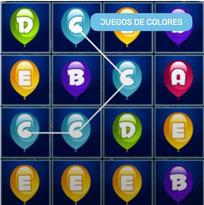 Conectar Letras Iguales