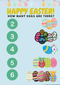 Easter and numbers