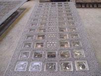 lsa lichtschachtabdeckung kellerschachtabdecktung pavers ft glasstahlbeton massiv glasbausteine-center.de