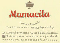 Mamacita Balaruc les bains