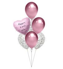шары для жены на 14 февраля
