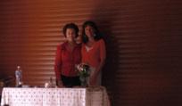 Dimanche 30 juin avec Josiane VINCENT et Régine ROCHE