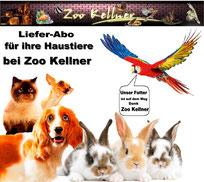 Lieferabo bei Zoo Kellner