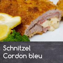 Schnitzel Cordon bleu Zagreb Schnitzel Rezept