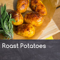 Roast Potatoes Rezept