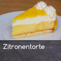 Zitronentorte