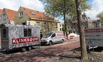 Verbouwing monument door aannemer Leiden