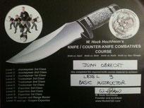 Basis Messer-Instruktor
