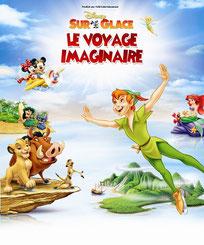 Disney sur glace 2012 - Le Voyage Imaginaire sur glace