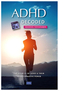 ADHD Decoded - Ioannis Tzivanakis - Book