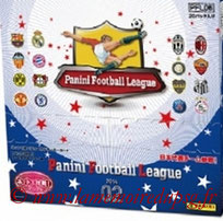 Panini Football League 2014 - PFL06 - Couverture Album