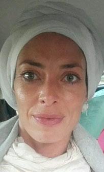Kundalini Yoga Augsburg weisses Tantra Turban Olga Riemann