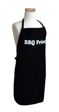 Küchenschürze Jungen BBQ Prince