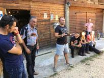 Camping Gers Arros - Sejour Moto Gers - Virada Gascona (16)
