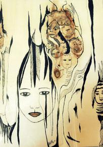 Les habitants de la forêt, n°1
