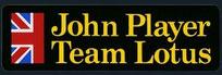 John Player - Team Lotus