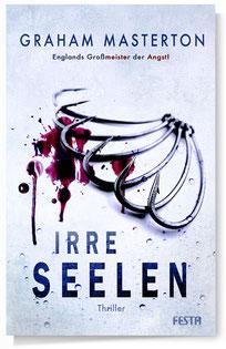 Irre Seelen Graham Masterton Buchcover Horror Romane Bestseller