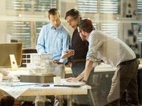 Entwurf und Planung im Wohnungsbau