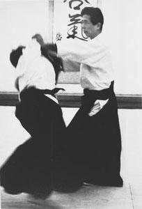 Seigo Yamaguchi Shihan 9. Dan Aikikai