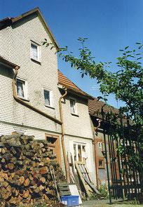 Das frühere Haus Speier im Jahr 1993
