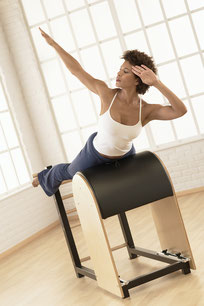 Formation Pilates Intensive Barril