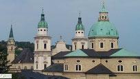 Salzburg Dom und Stift St. Peter