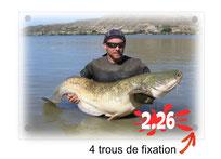 trophée poisson