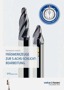 GGT Schruppfräser für Graphit, voha-tosec Werkzeuge GmbH, TOOLART Maschinen und Präzisionswerkzeuge Österreich,