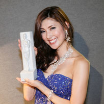 ミス・アース2011日本代表前田智子さん