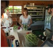 la Cueillette de cappy - Picardie - Fruits legumes producteurs- direct - saison - fraises - pommes de terre - tomates  - magasin