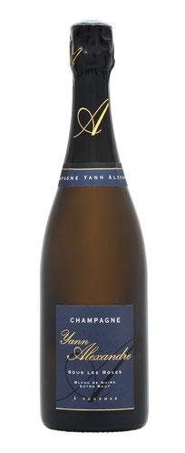 Champagne Yann Alexandre : Sous Les Roses