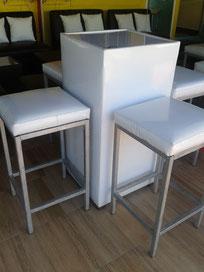 Periqueras Lounge Iluminadas Inalambricas